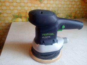 Festool ETS 150/5 EQ (шлифмашинка)