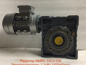 Мотор-редуктор nmrv+ двиг 1.5кВт n14об/м M480Nm