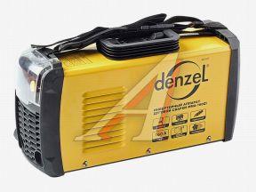 Новый сварочный инвертор Denzel MMA-160