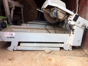 Fubag FB-350E камнерезный станок для плитки