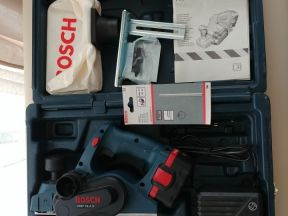 Аккумуляторный рубанок Bosch GHO 14,4 V