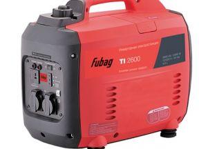 Fubag TI 2600 для дачи, рыбалки, ремонта