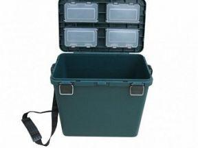 Ящик для инструментов большой с седушкой