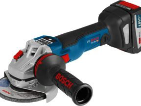 Новая ушм Bosch GWS 18V-125 SC