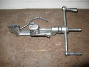 Инструмент для натяжения стальной ленты ybico S260