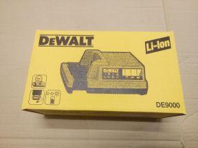 Зарядные устройства dewalt de9000 (новые)