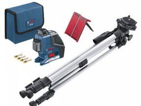 Новый Лазерный нивелир Bosch GLL3-80 штатив BS150