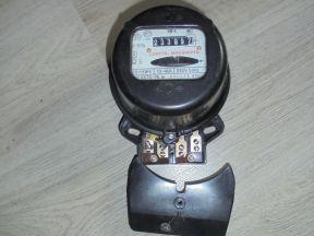 Счетчик однофазный электрический