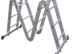 Лестницы Трансформеры алюминиевые