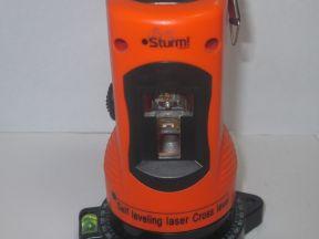 Лазерный уровень Sturm 4010-10-al