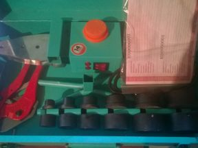 Аппарат для сварки пластиковых труб Sturm TW7219