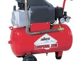 Масляный коаксиальный компрессор aiken MCB 160/020