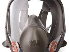 Полнолицевая маска 3М 6000 6800 средний размер