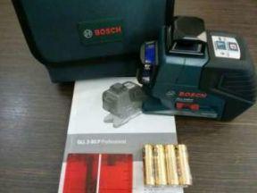 Лазерный нивелир Bosch GLL 3-80 P Профессионал
