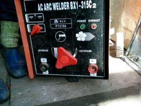 Сварочный аппарат welder BX1-315 С2