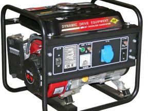 Генератор бензиновый.Электрогенератор DDE GG1300