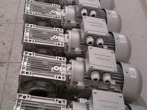 Мотор редуктор 0.09 кв.т
