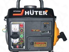 бензиновый генератор huter HT950A новый