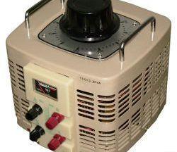Автотрансформатор регулируемый однофазный (латр)