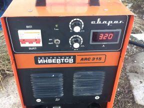 Сварочный инвертор Сварог ARC 315