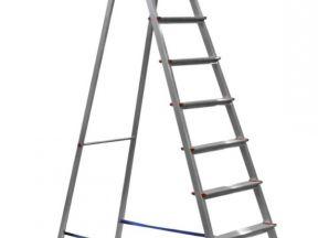 Лестница-стремянка алюминиевая 9 ступенчатая