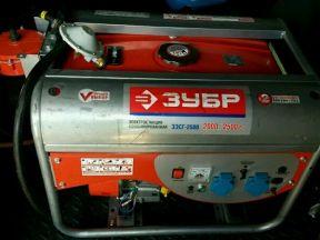 Комбинированная электростанция генератор Газ,Gaz/бензи