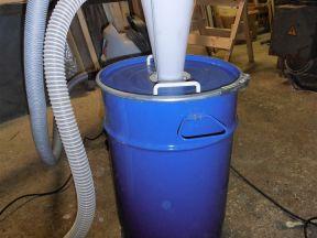 Фильтр-циклон электроинструмента для очистки пыли