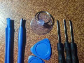Набор отверток для ремонта телефонов и очков