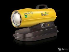 Тепловая пушка теплогенератор Ballu bhdp10