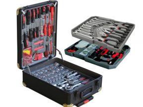 Чемодан с набором инструметов Swiss 187 предметов