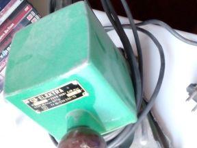 Ручная плоско-шлифовальная машина elektra