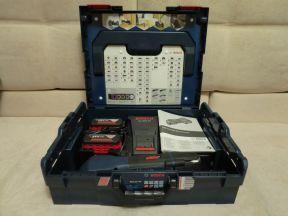 Аккумуляторный резак Bosch GOP 18 L-Boxx - Новый