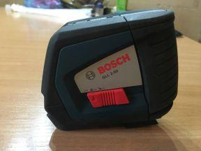 Лазерный нивелир Bosch GLL2-50 (с держателем BM-1)