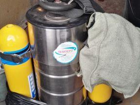 Ранцевое устройство пожаротушения рупт-2-0.4