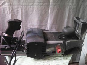 Рубанок ручной электрический Rebir IE-5708B