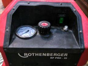 Опрессовщик Rothenberger RP PRO-III
