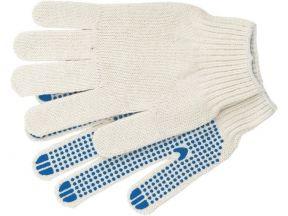 Рабочие перчатки хб и хб с пвх