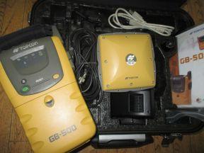 Геодезические приемники Topcon GB-500,GB-1000