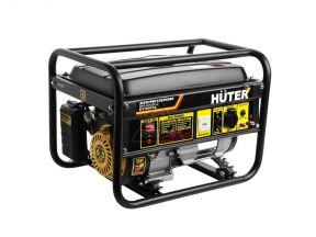 Мультитопливный электрогенератор huter DY3000L б/у