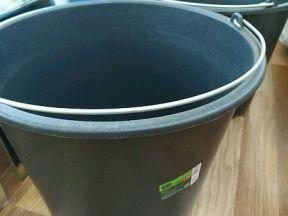 Новое строительное ведро, 2 шт, 20 литров