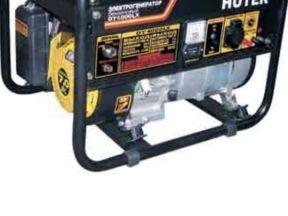 Электрогенератор бензиновый huter DY4000LX
