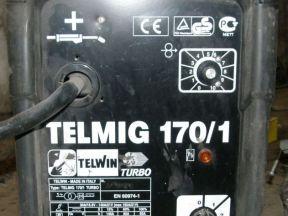 Telvin Telmig 170/1