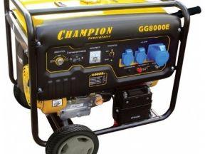 Champion GG8000E