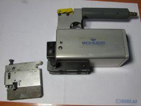 Пресс Schuco пневматический ручной + Штампы