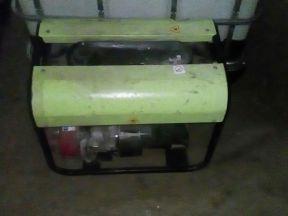 Бензиновый генератор Pramac ES 4000