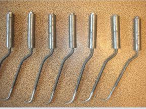 Крючки для вязки арматуры на подшипниках