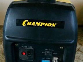 Бензиновый электрогениракор,Champion IGG1100