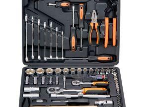 Набор инструментов в кейсе кузьмич 75 предметов