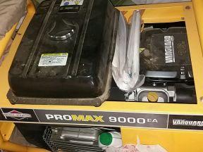 Генератор Briggs Stratton Promax 9000 EA