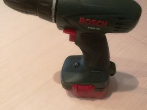 Дрель Шуруповерт Bosch PSR 12 1.2Ah Х1 Case